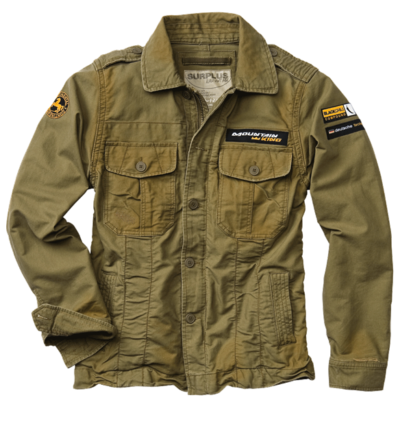 Conti King Army Jacket