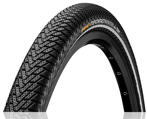 commuting bike tyre